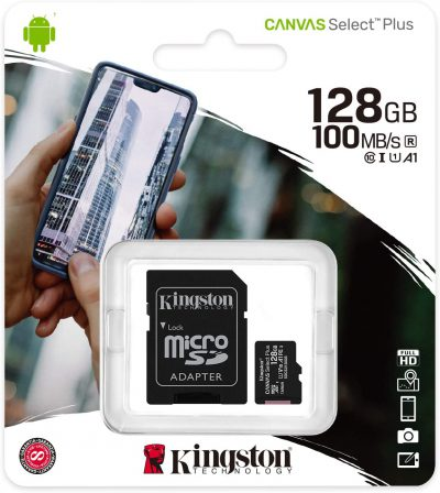 Select plus 128GB Front with Cover