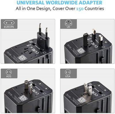 Universal Power Adapter 2