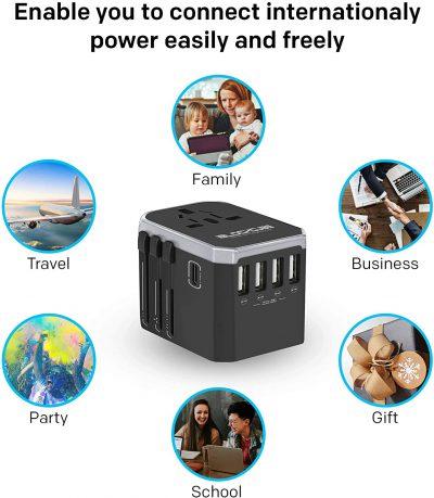 Universal Power Adapter 3