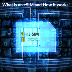 What is an eSIM and How it works!