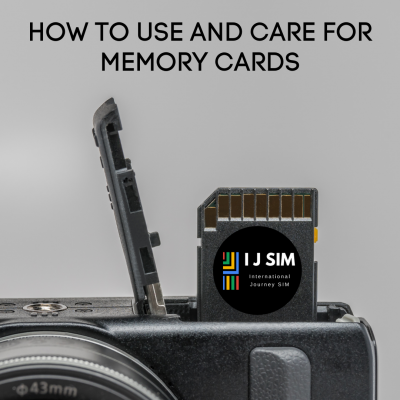 I J SIM 8 essential tips on How to Use and Care for Memory Cards